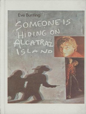 cover image of Someone Hiding on Alcatraz
