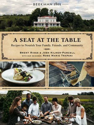 cover image of Beekman 1802: Recipes to Nourish Your Family, Friends, and Community