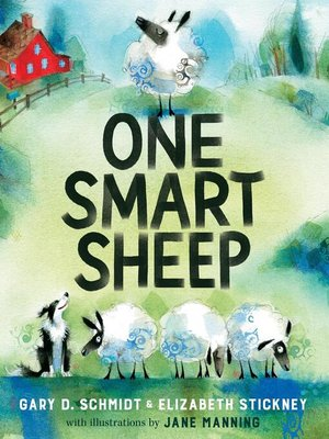 cover image of One Smart Sheep