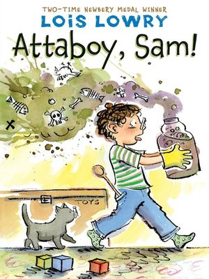 cover image of Attaboy, Sam!