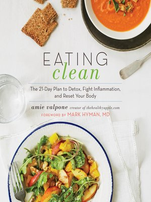 cover image of Eating Clean