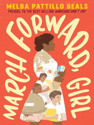 cover image of March Forward, Girl