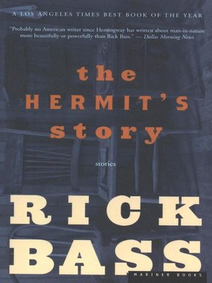 cover image of The Hermit's Story
