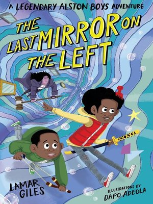 cover image of The Last Mirror on the Left