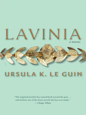 cover image of Lavinia