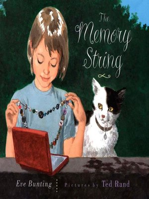 cover image of The Memory String