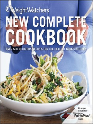 cover image of Weight Watchers New Complete Cookbook