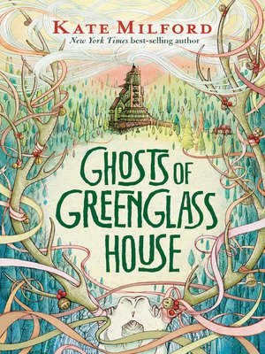 cover image of Ghosts of Greenglass House