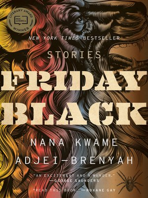 cover image of Friday Black