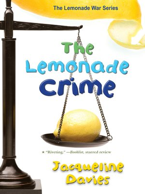 cover image of The Lemonade Crime