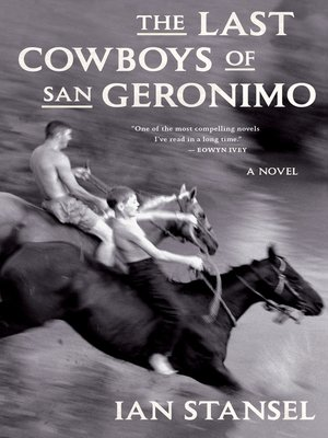 cover image of The Last Cowboys of San Geronimo