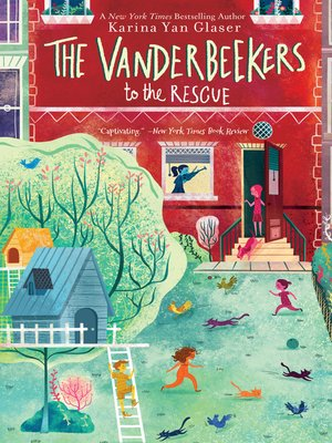 cover image of The Vanderbeekers to the Rescue
