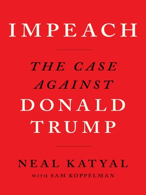 cover image of Impeach