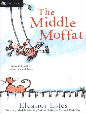 cover image of The Middle Moffat