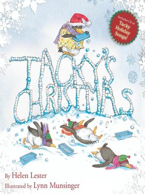 cover image of Tacky's Christmas