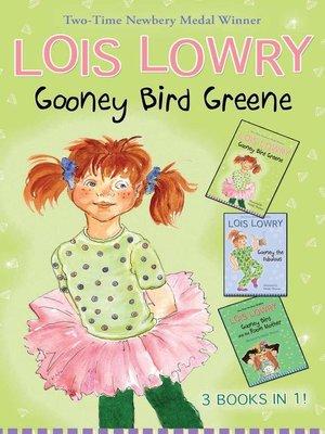 cover image of Gooney Bird - Three Books in One!