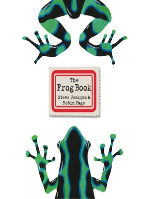 cover image of The Frog Book