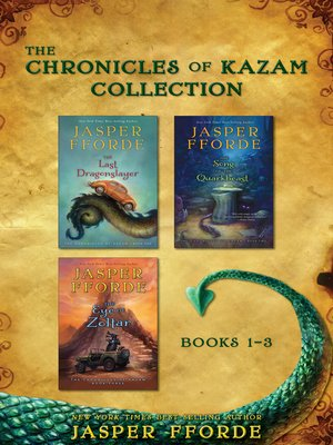 cover image of The Chronicles of Kazam Collection