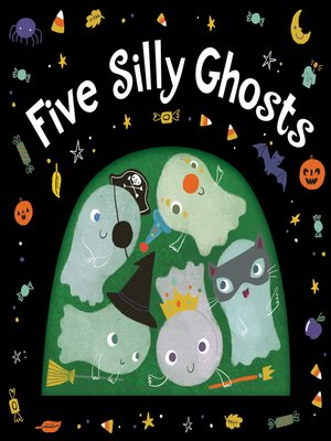 cover image of Five Silly Ghosts