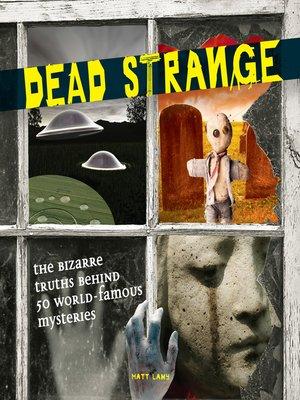 cover image of Dead Strange