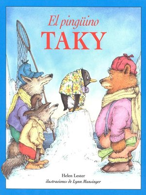 cover image of El Pinguino Taky
