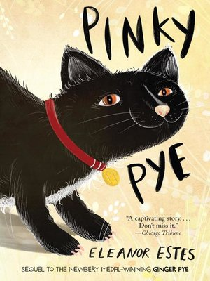 cover image of Pinky Pye