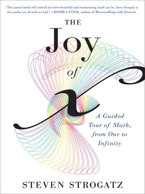 cover image of The Joy of x