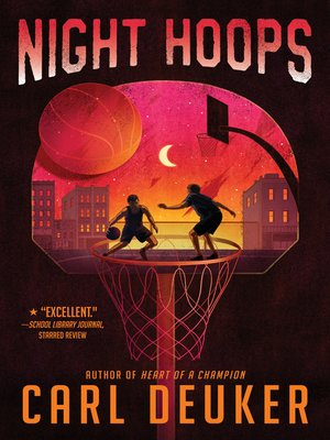cover image of Night Hoops