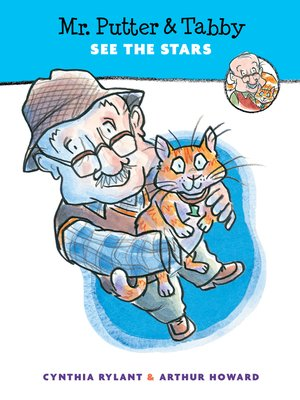 cover image of Mr. Putter & Tabby See the Stars