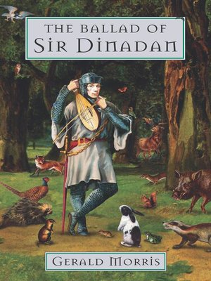 cover image of The Ballad of Sir Dinadan