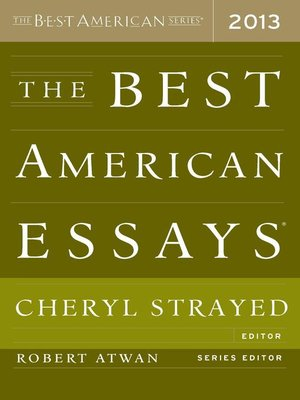 best nonfiction essays 2013 E-book nonfiction  a collection of essays from the years  a version of this list appears in the november 3, 2013 issue of the new.