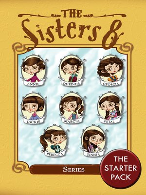 cover image of The Sisters Eight Series - The First Three Books