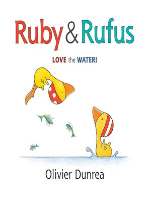 cover image of Ruby & Rufus