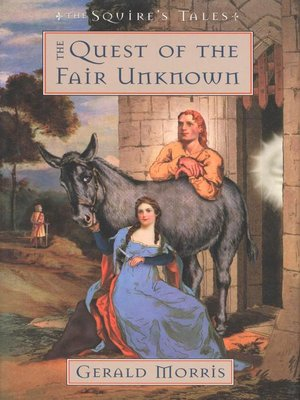 cover image of The Quest of the Fair Unknown