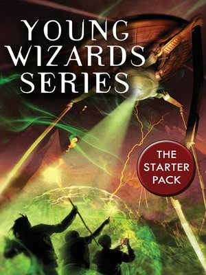 cover image of Young Wizards Series - The First Three Books