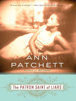 cover image of Patron Saint of Liars