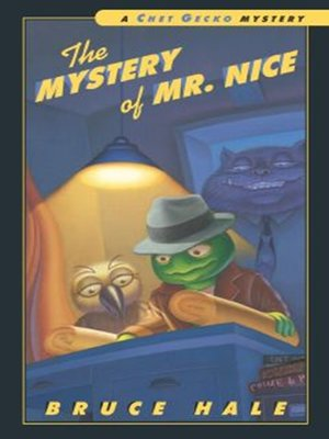cover image of The Mystery of Mr. Nice