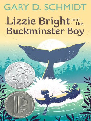 cover image of Lizzie Bright and the Buckminster Boy