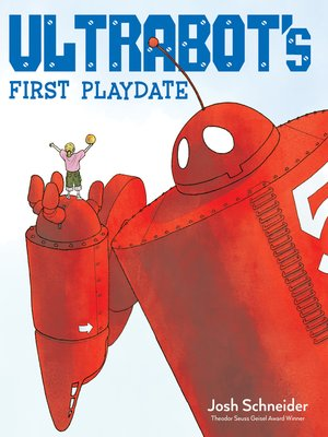 cover image of Ultrabot's First Playdate