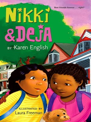 cover image of Nikki and Deja