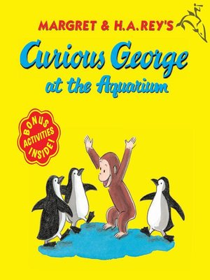 cover image of Curious George at the Aquarium