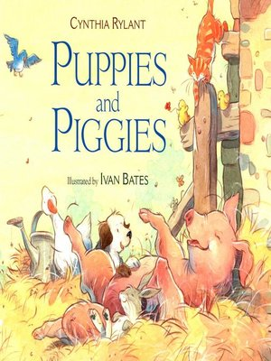 cover image of Puppies and Piggies