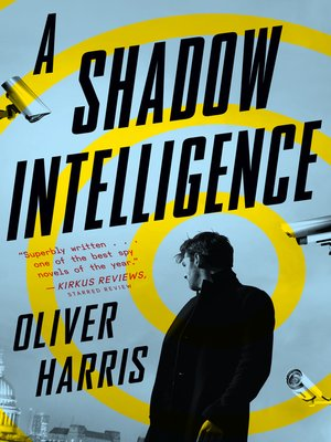 A Shadow Intelligence Book Cover