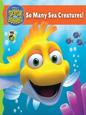cover image of So Many Sea Creatures!