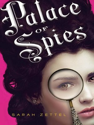 cover image of Palace of Spies