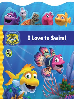 cover image of I Love to Swim!