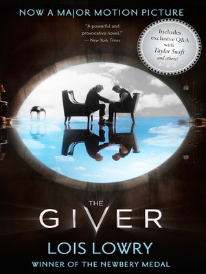 cover image of The Giver (Movie Tie-In)