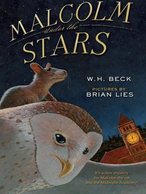cover image of Malcolm Under the Stars