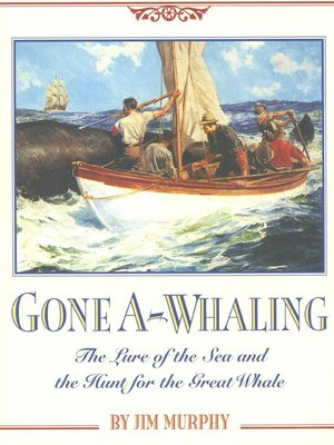 cover image of Gone A-Whaling