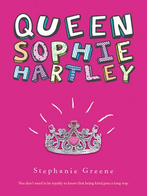 cover image of Queen Sophie Hartley
